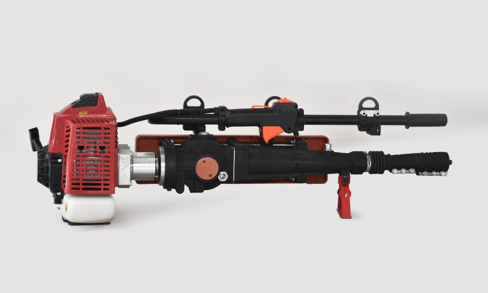 FARMART BSA55PN+M 3,3 hp YAN ZEYTİN ve MEYVA HASAT MAKİNASI